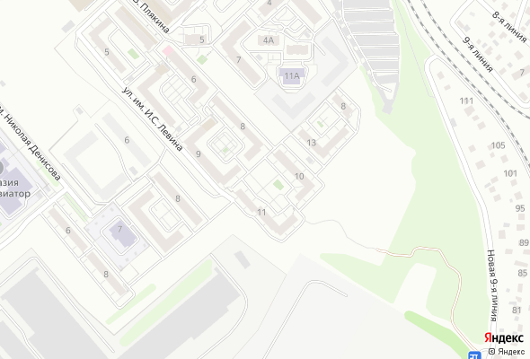 жилой комплекс Микрорайон САЗ 2 - 4 очередь