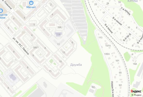 продажа квартир Микрорайон САЗ 2 - 5 очередь