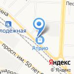 Мой Дом на карте Саратова