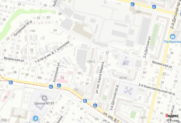 жилой комплекс Уют
