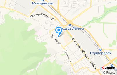 Местоположение на карте пункта техосмотра по адресу г Саратов, пр-кт им 50 лет Октября, д 93В