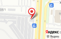 Схема проезда до компании Автовид в Саратове