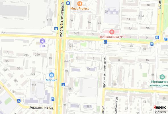 продажа квартир ул. Производственная