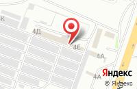 Схема проезда до компании SUBARU64 в Бартоломеевском