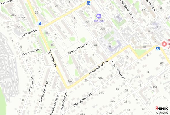жилой комплекс ул. Вишневая