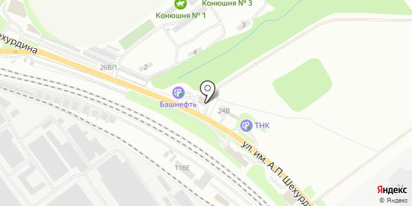 Премье. Схема проезда в Саратове