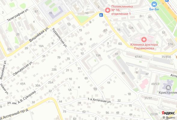 продажа квартир ул. Суворова