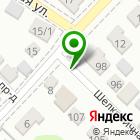Местоположение компании ГЕФЕСТ РОСТ