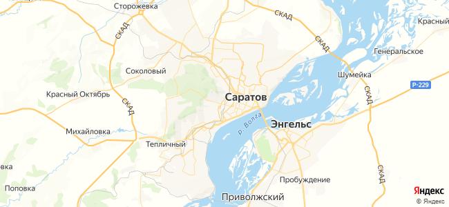 Карамыш - Тарханы электричка в Саратове