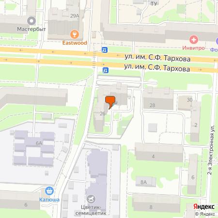 Тархова ул., 26