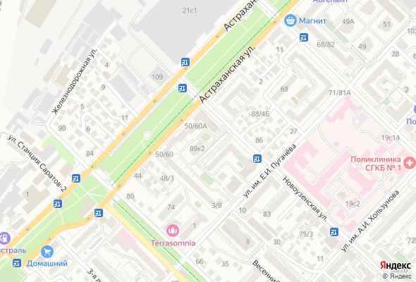 жилой комплекс Перекресток
