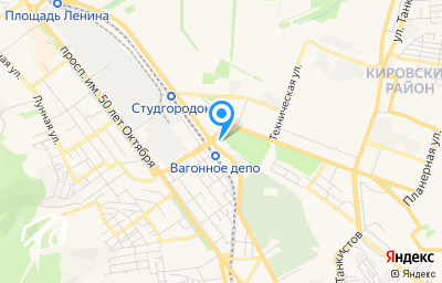 Местоположение на карте пункта техосмотра по адресу г Саратов, ул им Шехурдина А.П., д 2/4