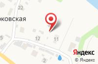 Схема проезда до компании Магазин №36 в Марковской
