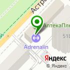 Местоположение компании АРТ-МЕДИА