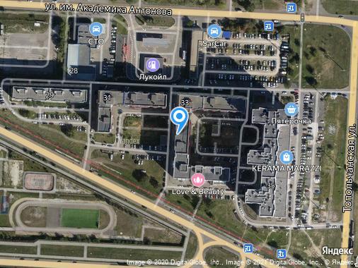 Продаю 1-комнатную квартиру, 42 м², Саратов, улица им Блинова Ф.А., 33