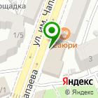 Местоположение компании ШИШКА