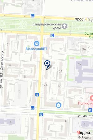 Сервис-Ванн64 на карте Саратова