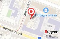 Схема проезда до компании Редакция «Газета Наша Версия» в Саратове
