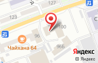 Схема проезда до компании Дата в Саратове