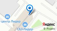 Компания Автосервис DAF на карте