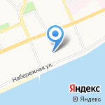 Полипрофиль на карте Саратова