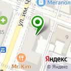 Местоположение компании Милослав