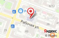 Схема проезда до компании Kronospan в Электрогорске