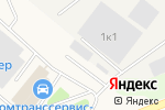 Схема проезда до компании ЛМК СТРОЙ в Зоринском