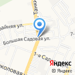 Дом обоев на карте Саратова