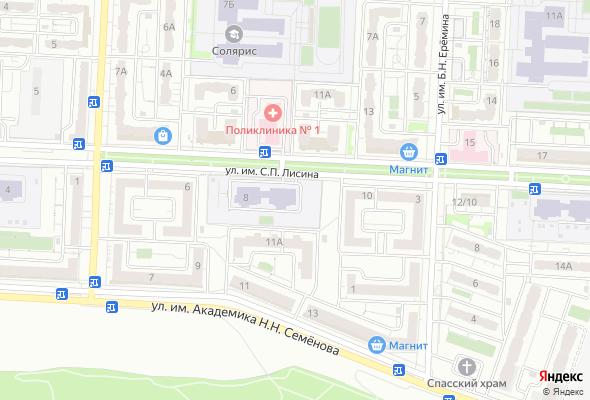 ЖК Солнечный-2, 10-й Микрорайон