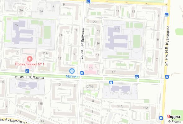 ЖК Солнечный-2, Микрорайон 11, Дом 5