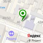 Местоположение компании Букинист-Антиквар