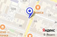 Схема проезда до компании ЛИЦЕЙ-С ALBA в Вольске