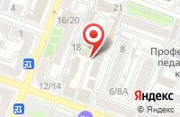 Схема проезда до компании Агентство «Информационные Ресурсы» в Саратове