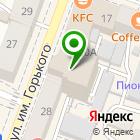 Местоположение компании Русское СПА