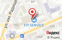 Схема проезда до компании Торговый Дом-Покровский Мк в Саратове