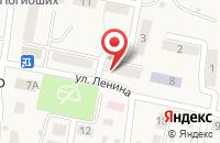 Схема проезда до компании Амбулатория в Бартоломеевском