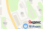 Схема проезда до компании Суши-Рио в Приволжском