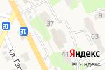 Схема проезда до компании Кега в Приволжском