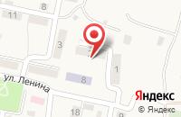 Схема проезда до компании Ромашка в Бартоломеевском