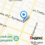 Apple911 на карте Саратова
