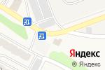 Схема проезда до компании Рубин в Приволжском