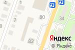 Схема проезда до компании ТИ КОСС в Приволжском