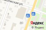 Схема проезда до компании Joli в Приволжском