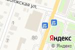 Схема проезда до компании Покровский текстиль в Приволжском