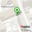 Местоположение компании Саратовоблпроект