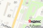 Схема проезда до компании Компо в Приволжском