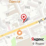 Автостоянка на ул. Мичурина, 115а