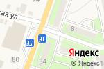 Схема проезда до компании Цветут в Приволжском
