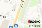 Схема проезда до компании Техник в Приволжском